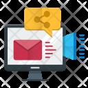 Marketing Business Web Icon