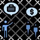 Marketing Trade Deal Icon