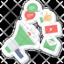 Marketing Business Seo Icon