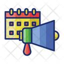 Marketing Advertising Announcement Icon