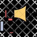 Digital Information Marketing Icon