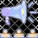 Marketing Media Digital Icon
