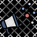 Marketing Network Notice Icon