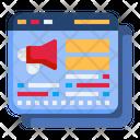 Marketing Marketing Digital Social Media Icon