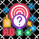 Marketing Digital Marketing Advertisement Icon