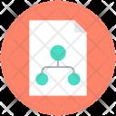 Marketing Report Plan Icon