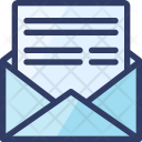 Marketing Email Newsletter Icon