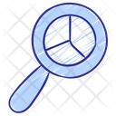 Analysis Marketing Research Analytics Icon