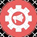 Marketing Automation Marketing Campaign Marketing Process Icon