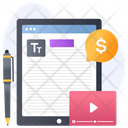 Marketing Blog Icon