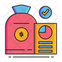 Marketing Budget Budget Cost Icon