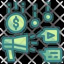 Marketing Budget Icon