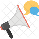 Marketing Campaign Advertising Icon