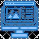 Marketing Content Content Picture Icon