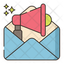 Marketing Email Icon