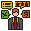 Marketing Business Seo Icon