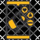 Marketing Feedback Promotion Love Icon