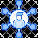 Marketing Flow Icon