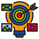 Marketing Goal Icon