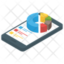 Marketing Growth Online Analysis Marketing Analysis Icon