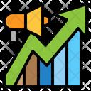 Marketing Growth Icon