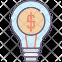 Mmarketing Idea Marketing Idea Business Idea Icon