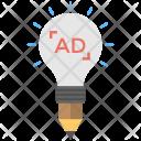Marketing Idea Digital Icon