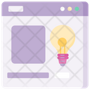 Marketing Idea Idea Website Icon