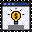 Marketing Idea Idea Creative Icon