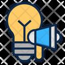 Marketing Idea Digital Marketing Marketing Plan Icon