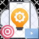 Marketing Ideas Icon