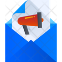 Marketing Mail Icon