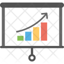 Marketing Business Presentation Icon