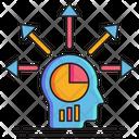 Marketing Plan Analysis Business Ideas Icon