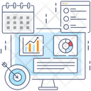 Business Strategy Corporate Strategy Grand Strategy Icon