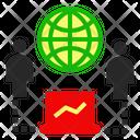 Marketing Process Announcement Icon