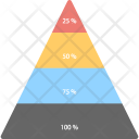 Marketing Pyramid Icon
