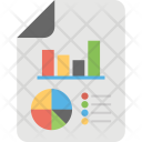 Marketing Report Plan Icon