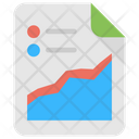 Marketing Report Analysis Icon