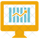Marketing Report Report Strategy Icon