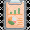 Marketing Report Finance Report Report Icon