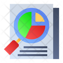 Marketing Research Survey Icon