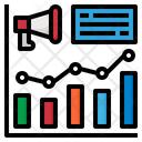 Marketing Statistics Icon