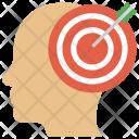 Target Brain Focus Icon
