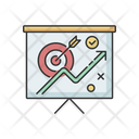 Marketing Strategy Management Icon