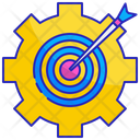 Target Objective Goal Icon