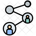Marketing Team Team Affiliate Icon