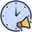 Marketing Time Icon