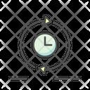 Marketing Time Estimation Icon