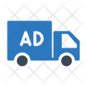 Marketing Truck Icon